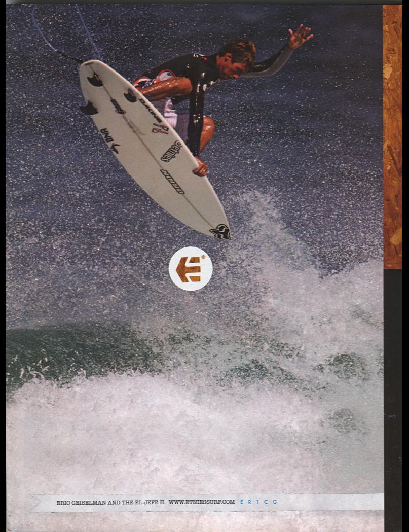Eric Geiselman Etnies AD.