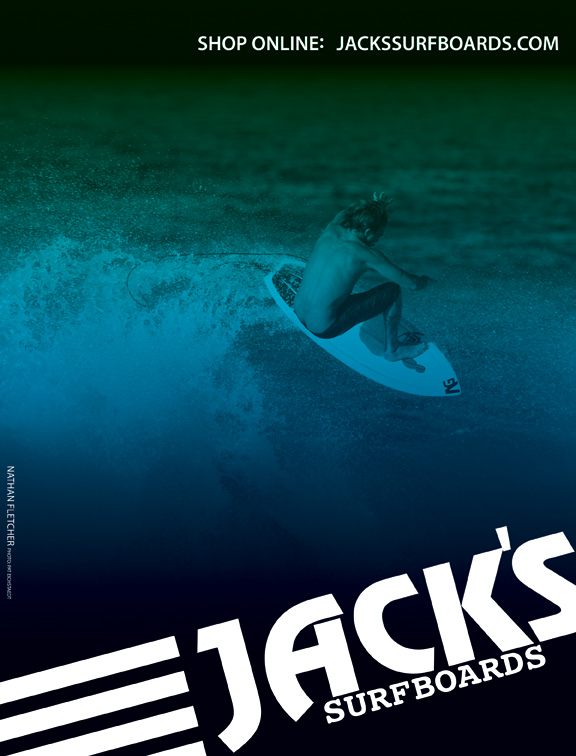Nathan Fletcher - Jacks Surf Shop