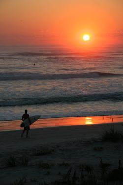 Sunrise Surfing....