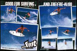 Hawaiian Royalty - Surfing