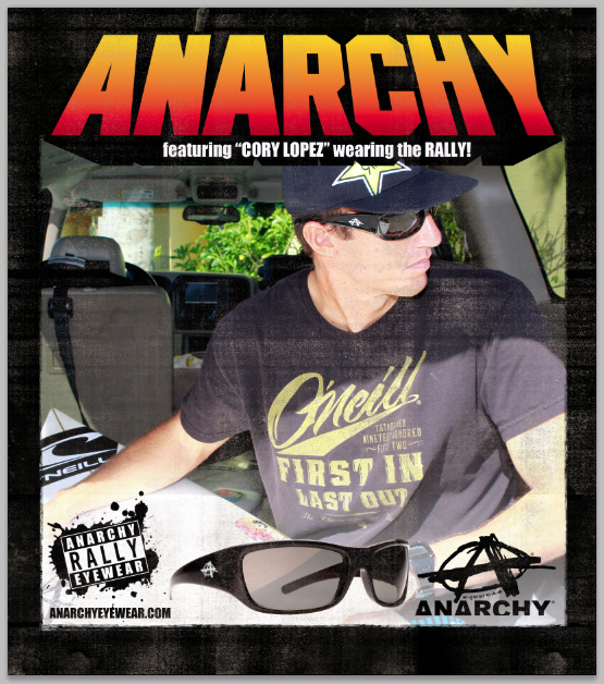Anarchy - Cory Lopez