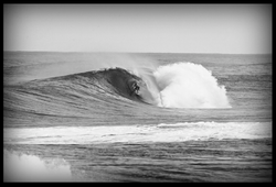 Looking in at Andy Irons.