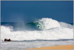 Surfer Magazine Spread - Dusty