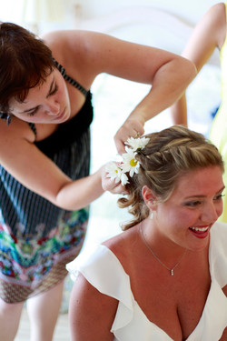 Beautification of The Bride