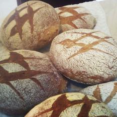 לחם פראנה מרוקאי   במטבח עם עדן הראל וסנדרה
