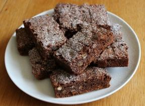 מתכון עוגת בראוניז – נורית אילון הירש