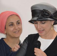רגעים מיוחדים מהנסיעה לאומן עם הרבנית ימימה מזרחי, רוני ונורית אילון   אייר 2016