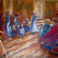 תפקיד האשה בבית המקדש | ציפורה פילץ