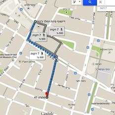 """חניה ב דיזינגוף סנטר. 500 מטר ממרכז שמים אשירה .  7 דקות הליכה . 20 ש""""ח לכל הערב החל מהשעה 18:"""