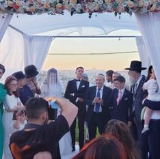 מזל טוב למשפחת מזרחי היקרים לנישואיהם של בן ציון ויעל שירה!!!