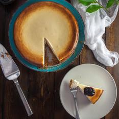 עוגת גבינה לפסח   נורית אילון הירש