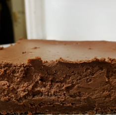 עוגת גבינה – שוקולד לשבועות | נורית אילון הירש
