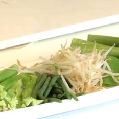 מתכון ירקות מאודים | ג'סיקה הלפרין