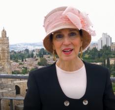 """יום ירושלים ותפילת השל""""ה  (מתוך האירוע במגדל דוד) –הר' ימימה מזרחי"""