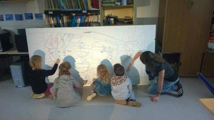 porte école participatif primaires