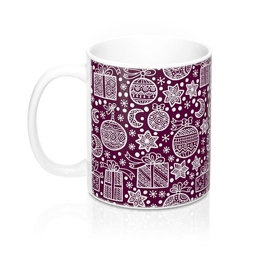 Basic Christmas Mug 1 (#61)
