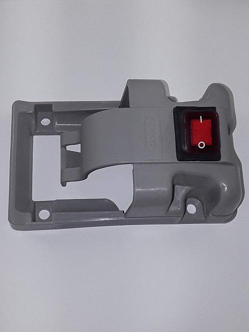 BH008203_Akkuhalter mit Schalter komplett