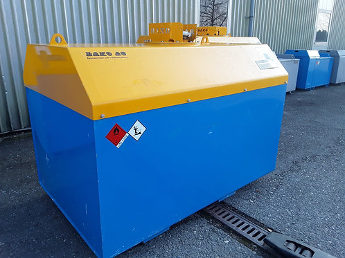 BT2000-1, S/N: P0273