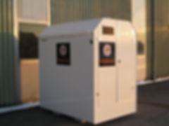 Bako Lagerschrank für Kunststoff IBC