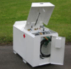 Bako IBC Baustellentank 600 - 1000 lt ADR/RID