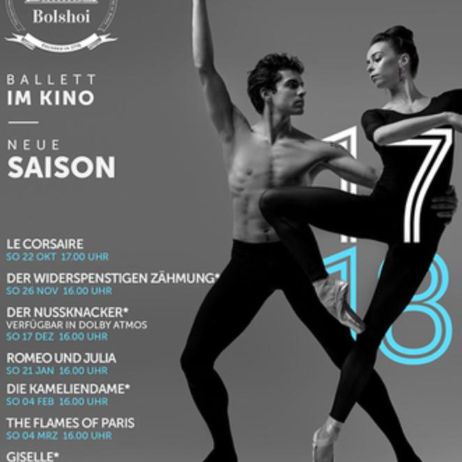 Bolshoi Ballett 2017/18: Romeo und Julia