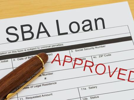 SBA Loans - Chapter 2