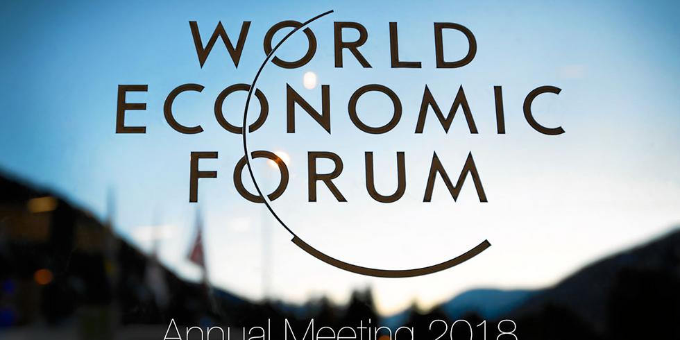 World Economic Forum 2018