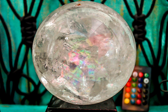 Luminária Esfera Mágica -  SOB ENCOMENDA