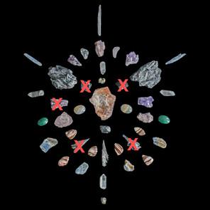 Pedras Naturais Diversas
