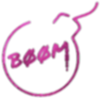 BØØM-Logopinktextured.png