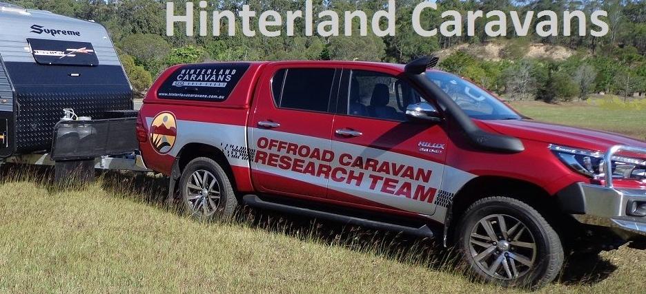 Hinterland Caravans Burleigh