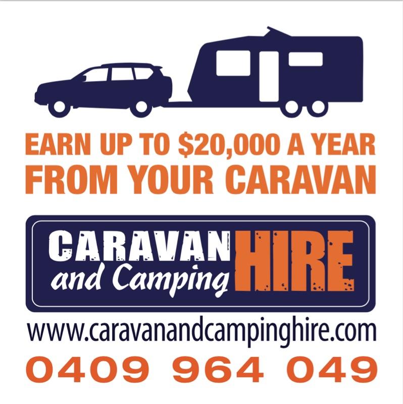 caravan and camping hire image