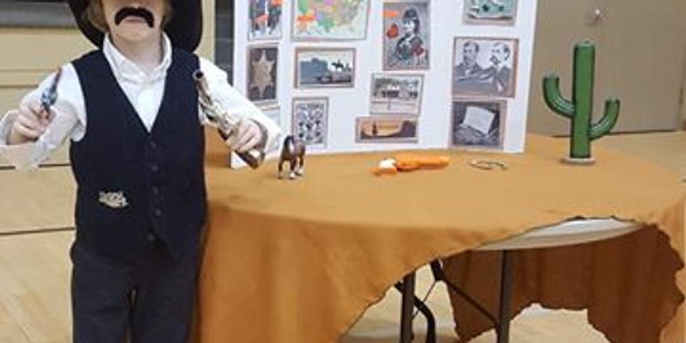 History Wax Museum- November