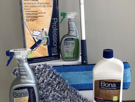 Bona-Professional Hard Floor Care since 1919