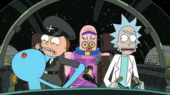 Rick et Morty saison 4: Une série toujours au top!