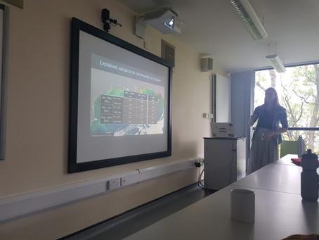 Guest Seminar at Glasgow University (UK)