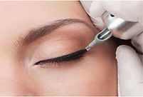 eyeliner & lash extensions