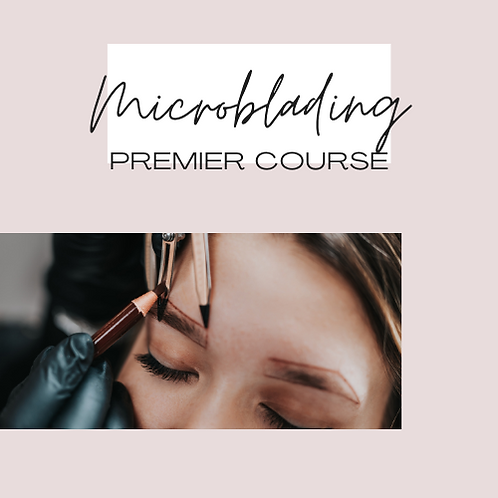 Microblading Live Course 1-1