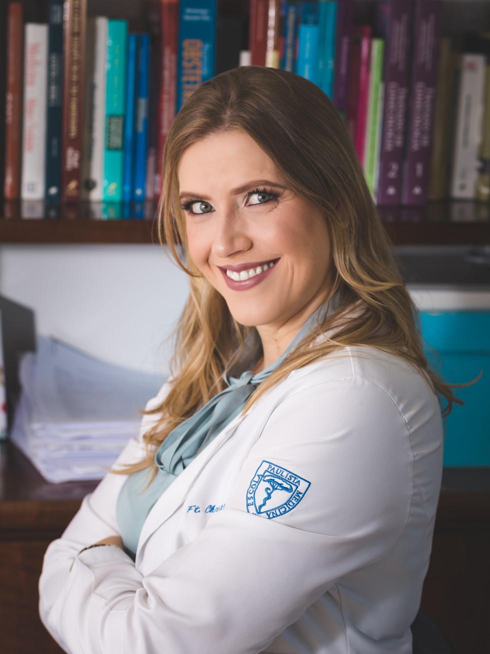 fotografia perfil medico