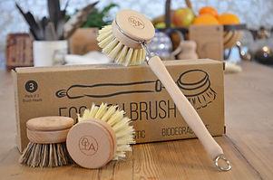Eco Friendly Dish Scrubbing Brush