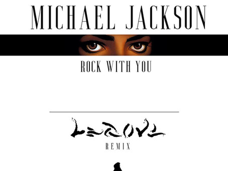 LEGOVE takes MJ's 'Rock With You' into new ventures with exhilarating remix.