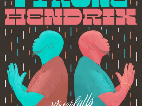 PREMIERE: Tyrone Hendrix - 'Waterfalls'
