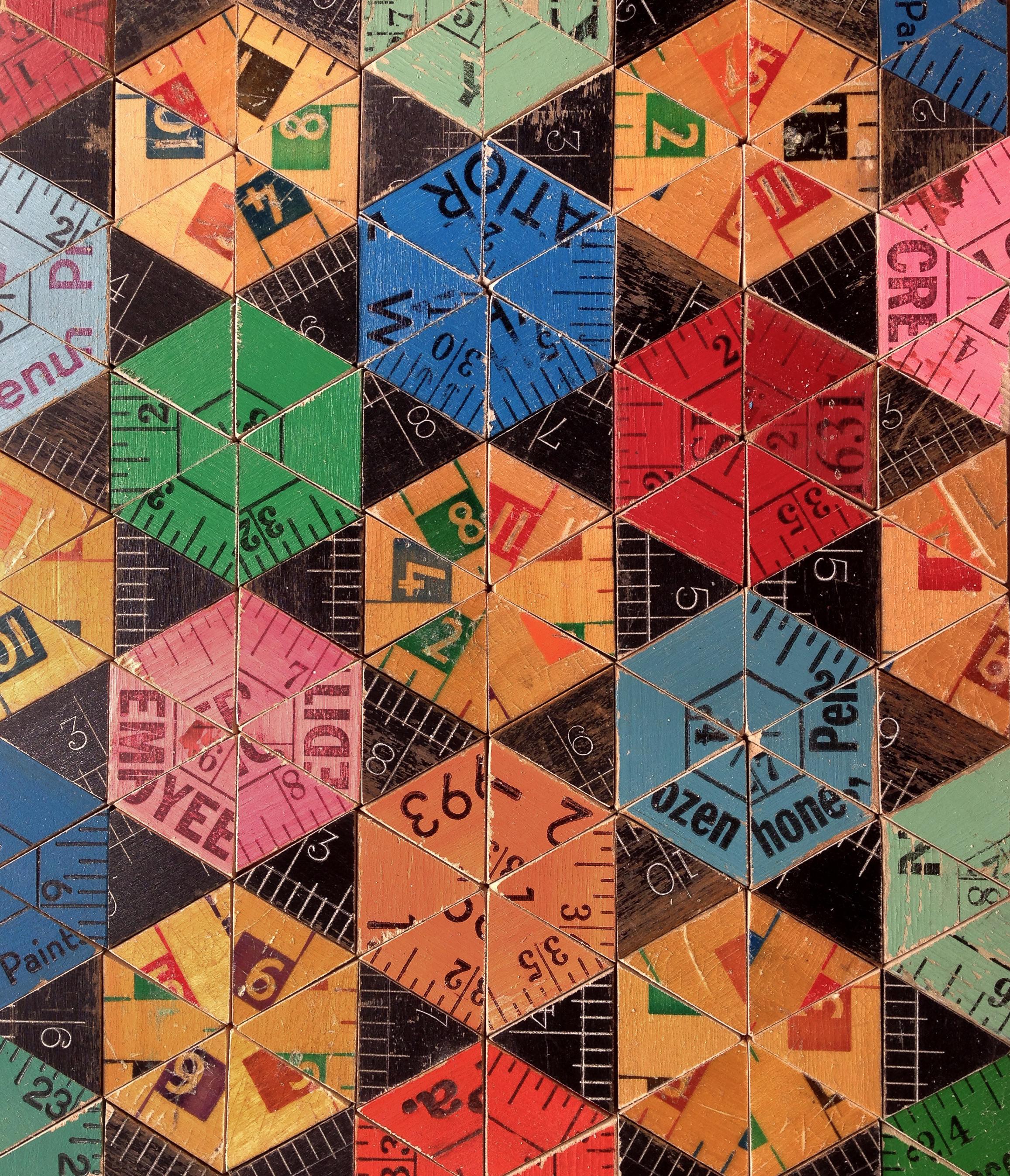 Multicolour Pinwheel