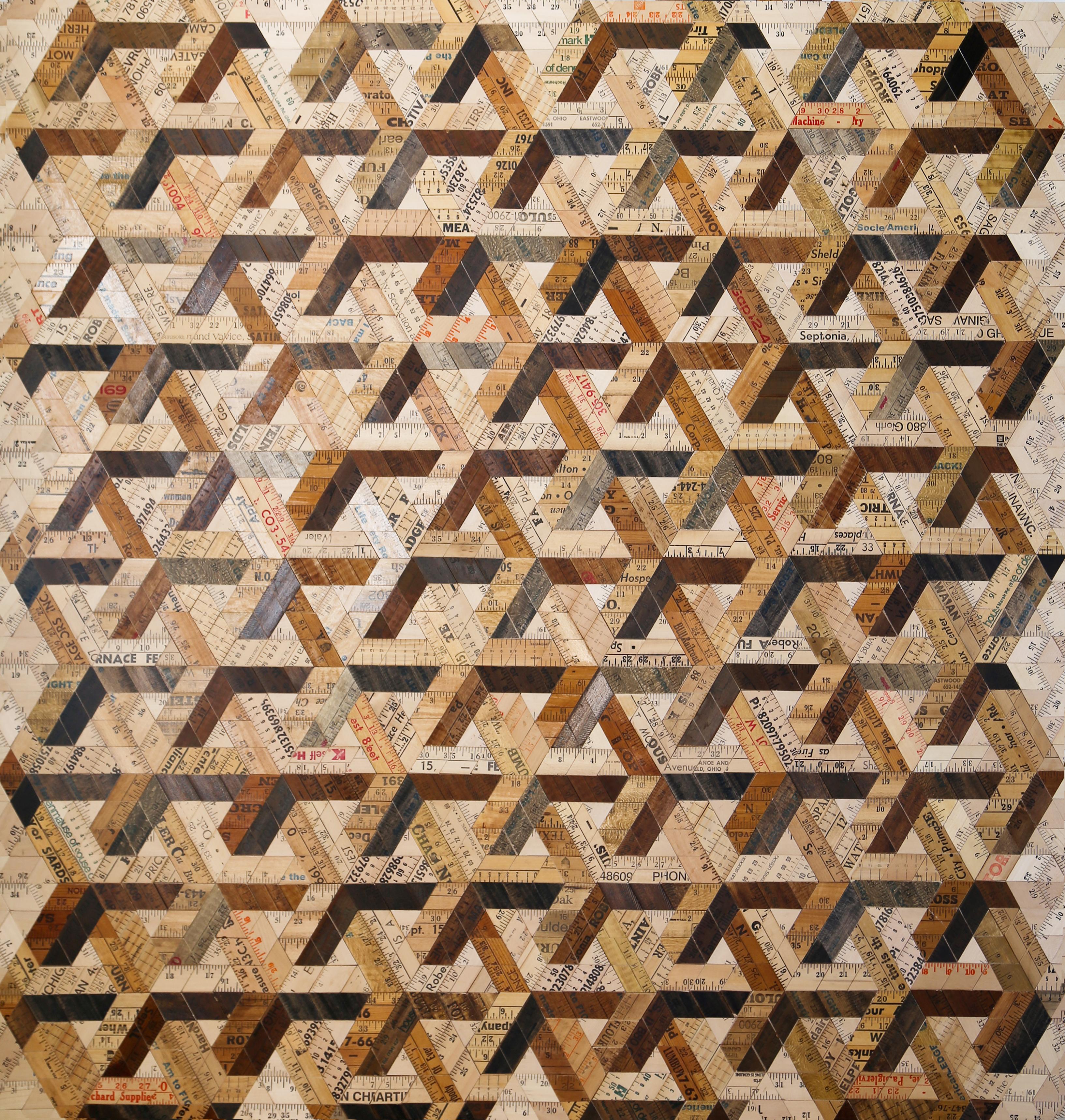 Woven Hexagon