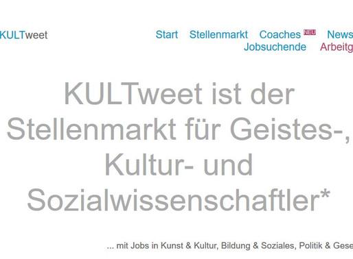 Alltagstipp - KulTweet für Kultur-/Geisteswissenschaftler