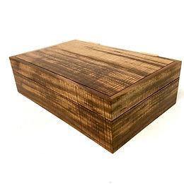 Sweet Chestnut desk box