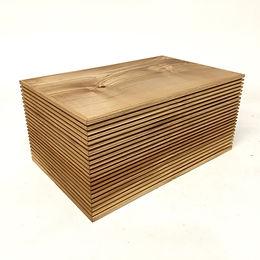Ash trinket box