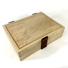 Sycamore desk box