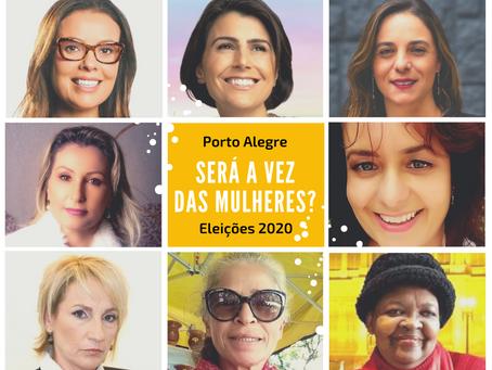 Porto Alegre nunca elegeu uma mulher Prefeita, mas não é a única