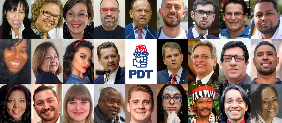 Será que o PDT voltará aos 'velhos tempos'?